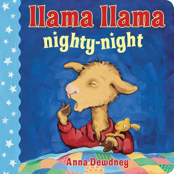 Llama Llama Nighty-Night llama llama misses mama