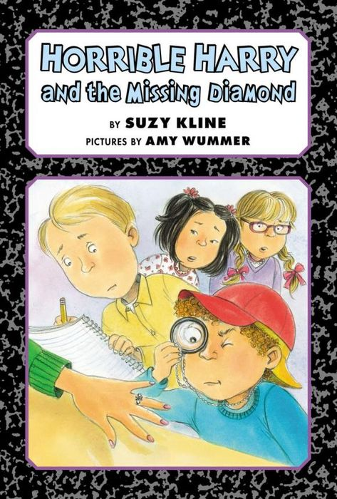 Horrible Harry and the Missing Diamond wordpress the missing manual