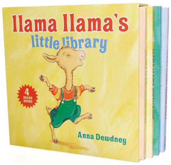 Llama Llama's Little Library llama llama misses mama