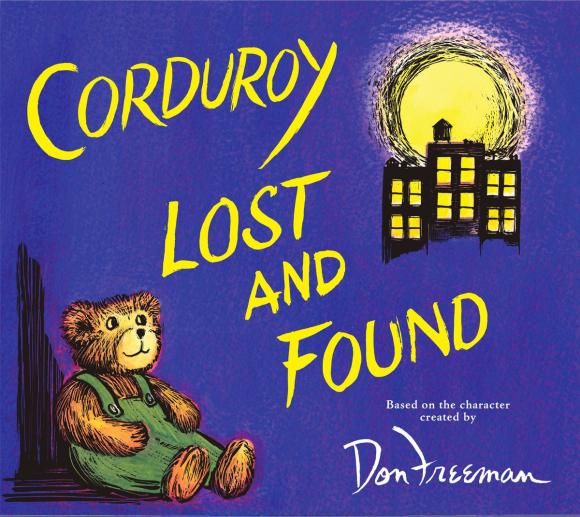 Corduroy Lost and Found corduroy lost and found