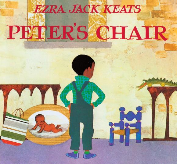 Peter's Chair board book аэлита семена томат оранжевое сердце 0 1г