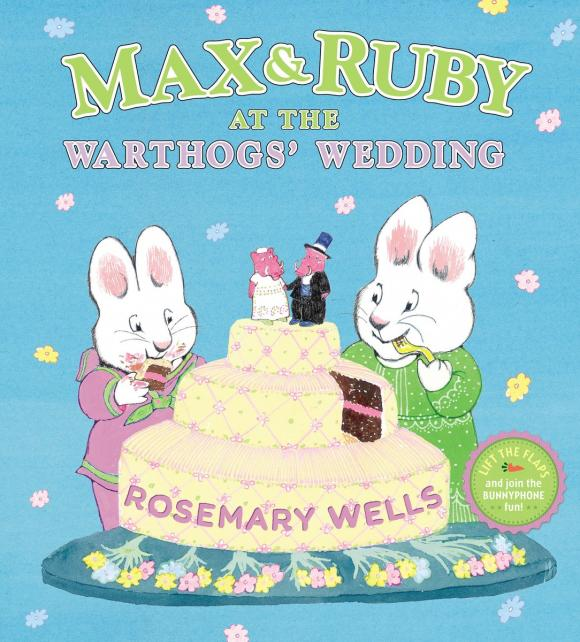 Max & Ruby at the Warthogs' Wedding топ max&co max&co ma111ewols90