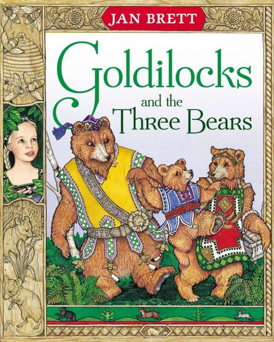 Купить Goldilocks and the Three Bears