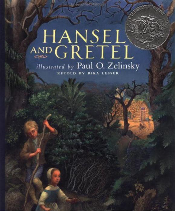 Hansel and Gretel fenix сказка на английском hansel and gretel