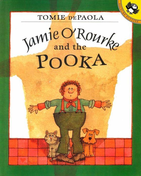 Jamie O'Rourke and the Pooka topshop jamie