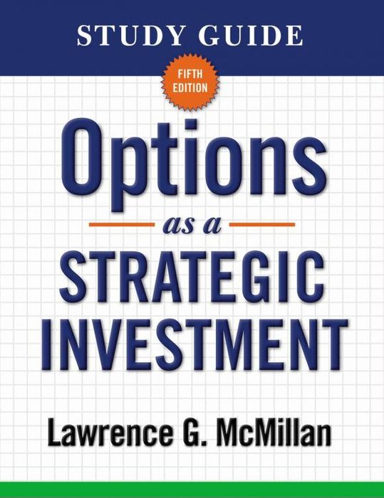 Study Guide for Options as a Strategic Investment 5th Edition customer experience as a strategic differentiator