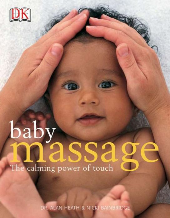 Baby Massage: the Calming Power of Touch baby touch busy baby cd