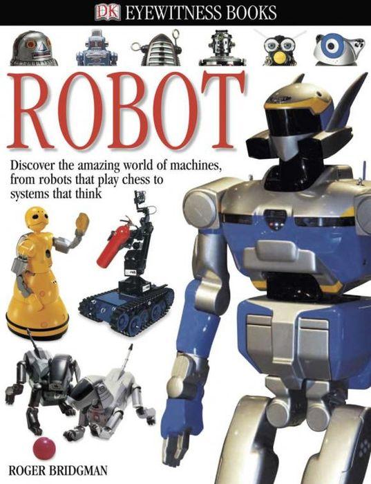 Купить DK Eyewitness Books: Robot