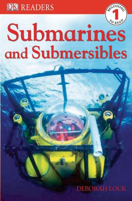 DK Readers L1: Submarines and Submersibles светильник на штанге la lampada 130 pl 130 6 40