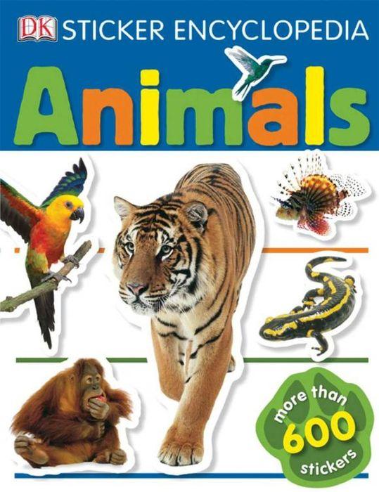 Sticker Encyclopedia: Animals sticker encyclopedia ocean