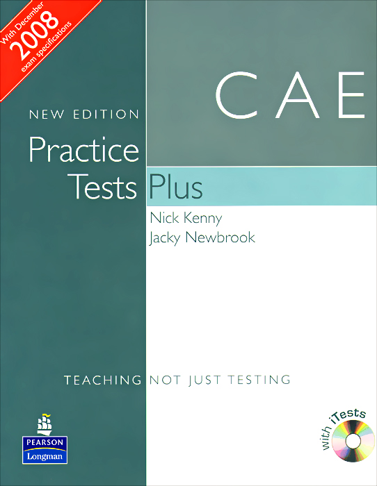 CAE: Practice Tests Plus (+ 2 CD-ROM)