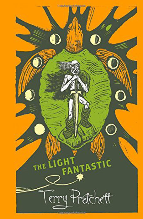 The Light Fantastic: Discworld: The Unseen University Collection the discworld almanak