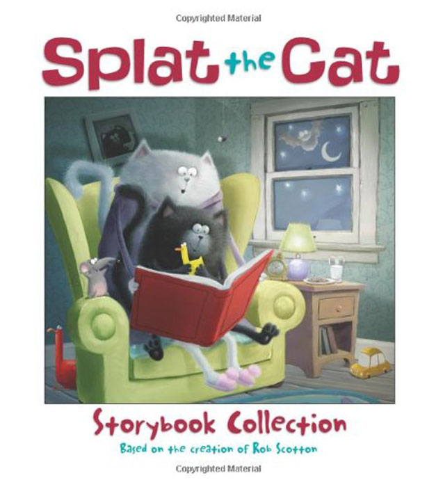 Splat the Cat Storybook Collection the danny and the dinosaur storybook collection