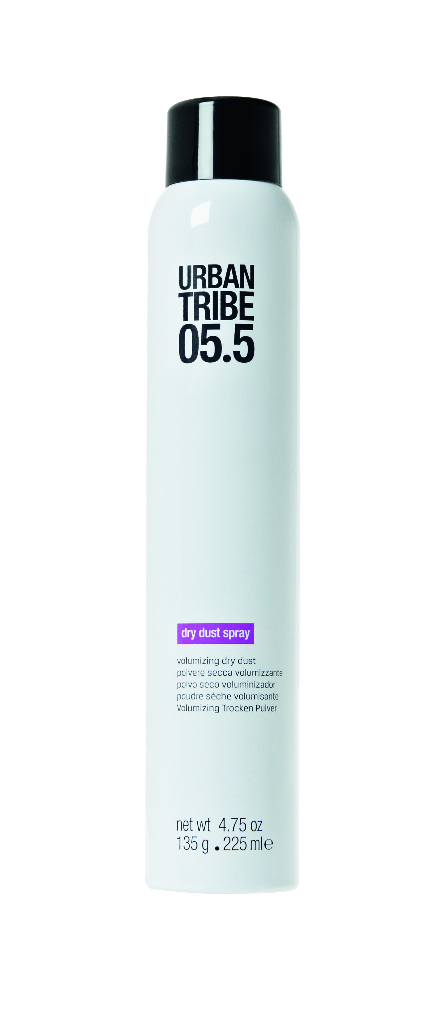 URBAN TRIBE Сухой порошок спрей для создания объема 225 мл.53361Сухой спрей-пудрадля увеличения объема. Освежите свою прическу, придав невероятный объем в любое время. Придает невероятный объем любым типам волос.