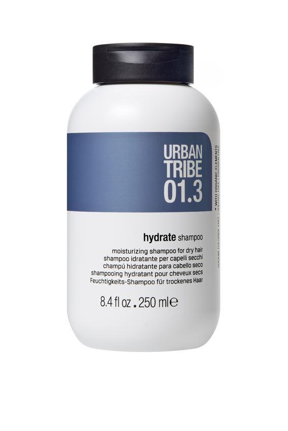 URBAN TRIBE Увлажняющий шампунь для сухих волос 250 мл. цена и фото