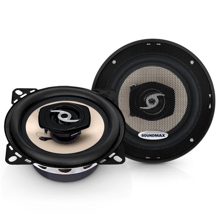 Soundmax SM-CSA402 колонки автомобильныеSM-CSA402Акустическая система Soundmax SM-CSA402 предназначена для установки в штатные места автомобиля. Штатная акустическая система для многих автомобилей является опцией, причем обычно неоправданно дорогостоящей. Поэтому установка брендовой акустики взамен штатной иногда не только выгодна экономически, но и позволяет добиться более качественного звучания. Модель Soundmax SM-CSA402 двухполосная коаксиальная, кроссовер встроенный, соответственно дополнительная настройка не требуется и акустическая система готова к работе сразу после монтажа.