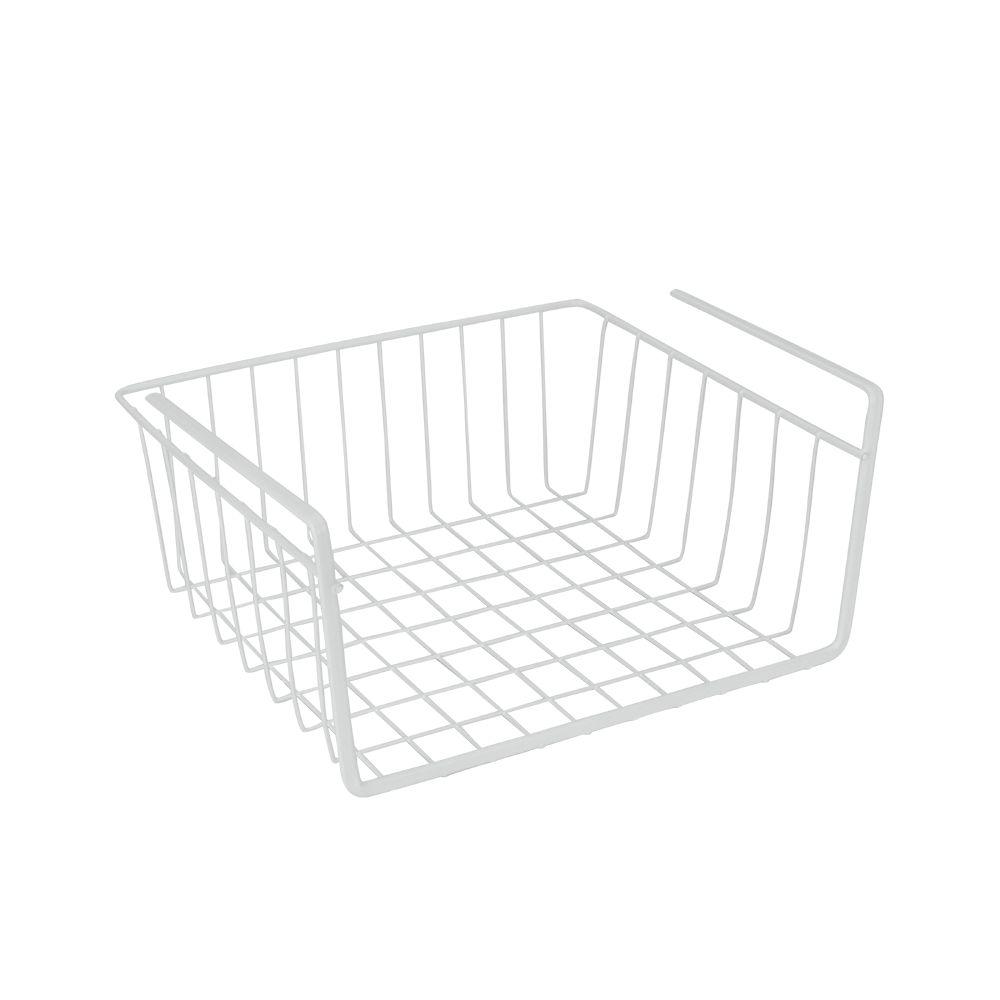 Полка подвесная Babatex 30 см, цвет: белый36.38.30/94Подвесная полка Metaltex Babatex, изготовленная из стали с полимерным покрытием, сэкономит место на вашей кухне или в ванной. Современный дизайн делает ее не только практичным, но и стильным домашним аксессуаром. Полка надежно крепиться к поверхности при помощи двух держателей. Такая полка пригодится для хранения различных кухонных или других принадлежностей, которые всегда будут под рукой и увеличит полезную площадь для хранения различных предметов. Сталь с политеримеским покрытием