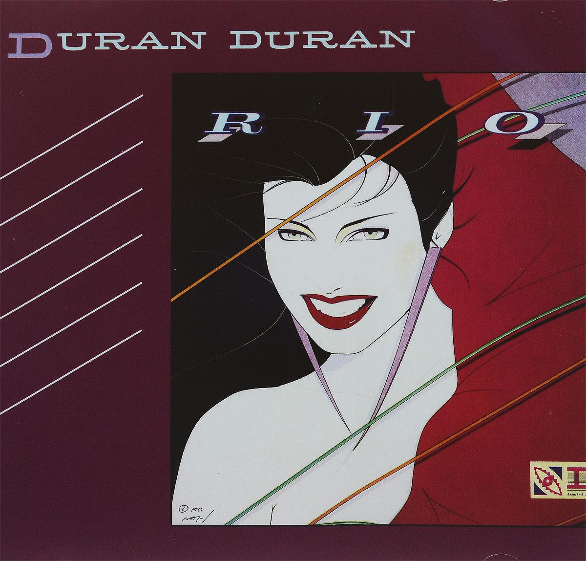 Duran Duran Duran Duran. Rio (2 CD) cd диск duran duran duran duran the wedding album 1 cd
