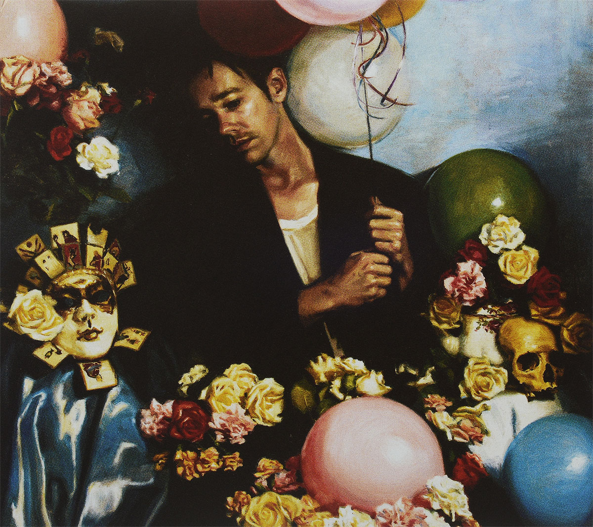 Нейт Райесс Nate Ruess. Grand Romantic big nate goes for broke