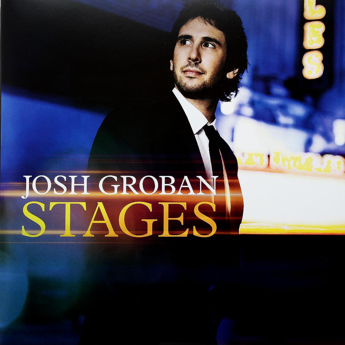 Джош Гробан Josh Groban. Stages (2 LP)