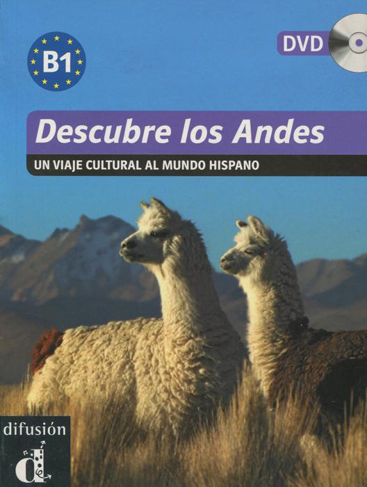 Descubre los Andes: Un viaje cultural al mundo hispano (+ DVD-ROM) verdi un ballo in maschera 2 dvd