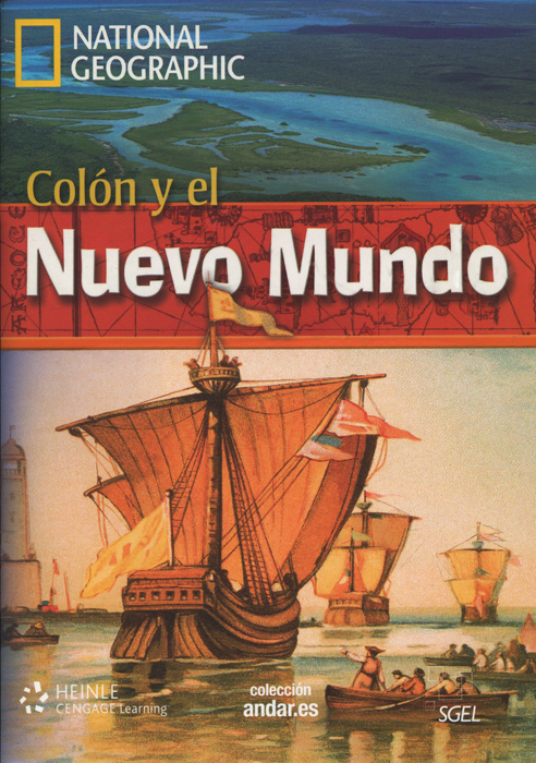 Colon y el: Nuevo mundo: Level A2 татьяна олива моралес the comparative typology of spanish and english texts story and anecdotes for reading translating and retelling in spanish and english adapted by © linguistic rescue method level a1 a2