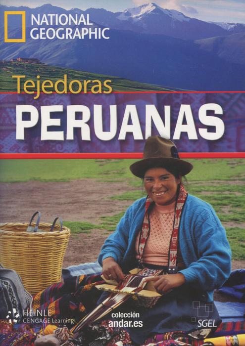 Tejedoras peruanas: Level A2 (+ DVD) more level 2 dvd