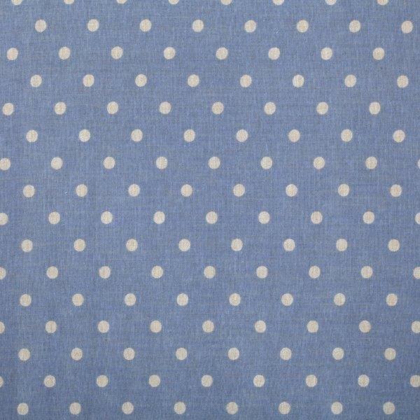 Ткань Mas dOusvan Moon bleu, цвет: небесно-голубой, 110 х 100 см. BOO.BCHBOO.BCHТкань Mas dOusvan, выполненная из натурального хлопка, используется для творческих работ.Хлопковые ткани не выцветают, не линяют, не деформируются при стирке и в процессе носки готовых изделий, сшитых из этих тканей. Ткань Mas dOusvan можно без опасений использовать в производстве одежды для самых маленьких детей. Также ткань подойдет для декора и оформления творческих работ в различных техниках.Ширина: 110 см.Длина: 1 м.