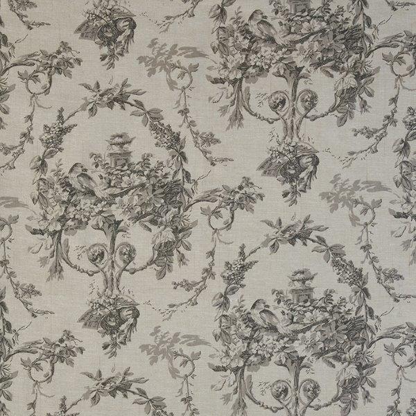 Ткань Mas d'Ousvan  Melanie Chambray , цвет: бежевый, 110 х 100 см. BME.CHY -  Подарочная упаковка