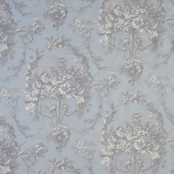 Ткань Mas d'Ousvan  Melanie , цвет: серый, 110 х 100 см. BME.BY -  Подарочная упаковка