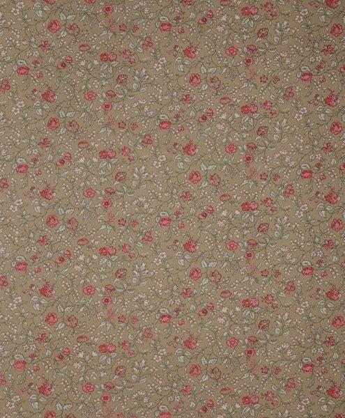 Ткань Mas dOusvan Angle Taupe, 110 х 100 смBNG.95Ткань Mas dOusvan, выполненная из натурального хлопка, используется длятворческих работ.Хлопковые ткани не выцветают, не линяют, недеформируются при стирке и в процессе носки готовых изделий, сшитых из этихтканей. Ткань Mas dOusvan можно без опасений использовать впроизводстве одежды для самыхмаленьких детей. Также ткань подойдетдля декора иоформления творческих работ в различных техниках. Ширина: 110 см.Длина: 1 м.