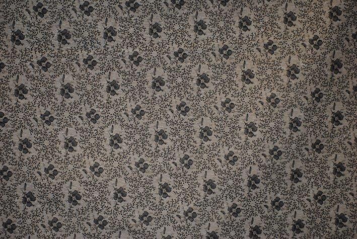 Ткань  Rosine Chambray , ширина 110 см, в упаковке 1 м, 100% хлопок. BRNE.CHY -  Подарочная упаковка
