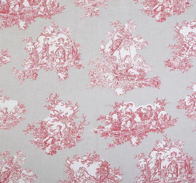 Ткань Sevigne, ширина 110 см, в упаковке 1 м, 100% хлопок. BSG.GRBSG.GRТкань, выполненная из натурального хлопка, используется для творческих работ.Хлопковые ткани не выцветают, не линяют, не деформируются при стирке и в процессе носки готовых изделий, сшитых из этих тканей.Ткань можно без опасений использовать в производстве одежды для самых маленьких детей, в производстве игрушек. Также ткань подойдет для декора и оформления творческих работ в различных техниках.