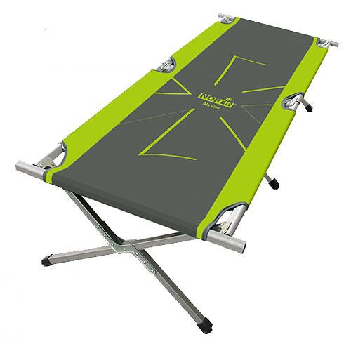 """Кровать складная Norfin """"Aspern NF"""" - это незаменимый предмет походной мебели. Очень очень удобна в эксплуатации и компактна в сложенном виде. Благодаря каркасу, изготовленному из алюминиевого профиля, имеет небольшой вес. Комплектуется сумкой-чехлом для удобства транспортировки."""