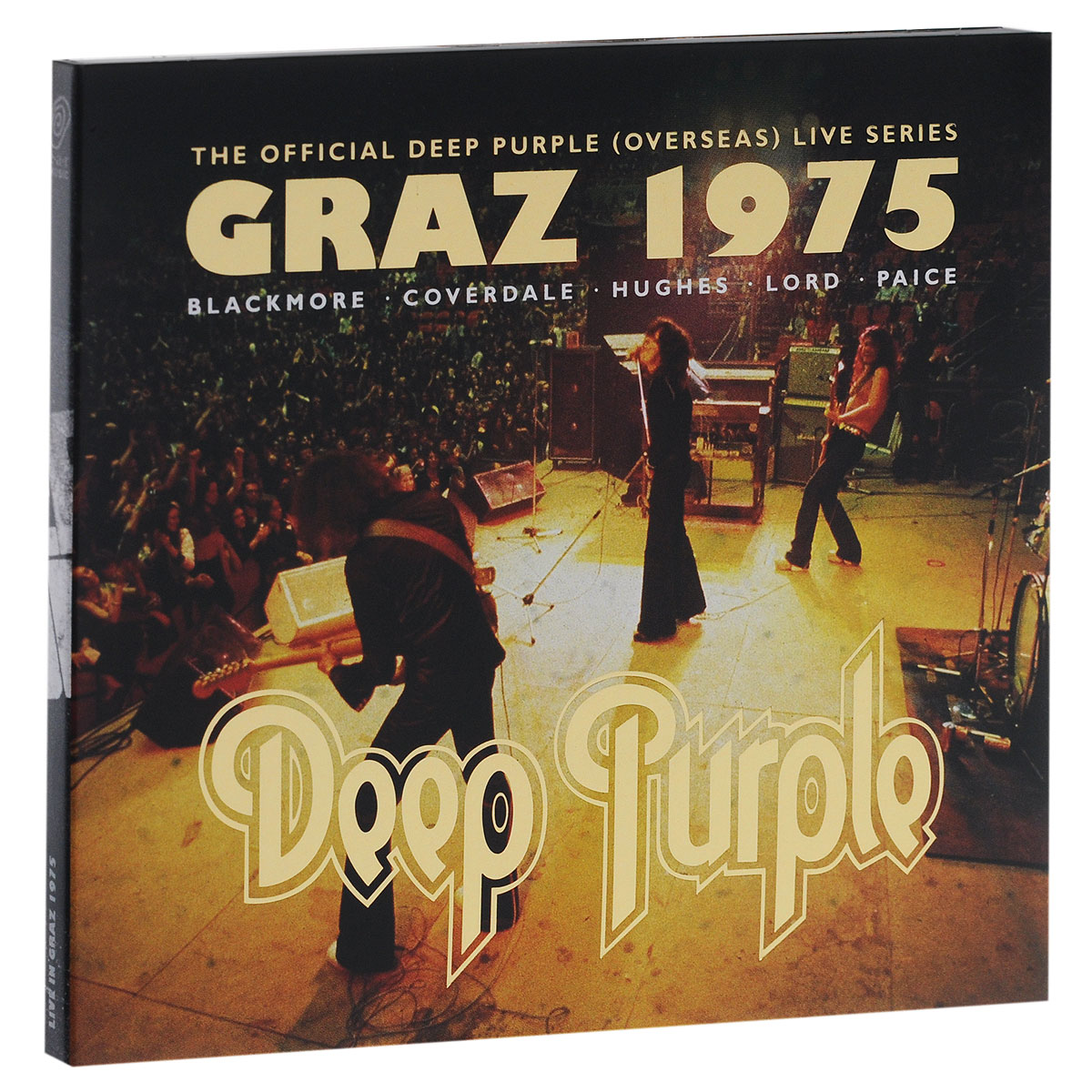 """Deep Purple"" Deep Purple. Graz 1975"