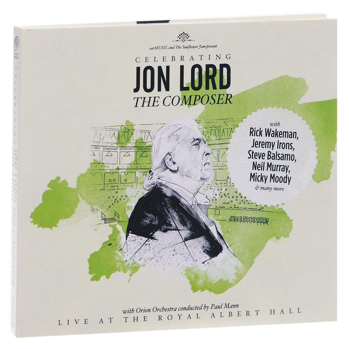 Джон Лорд Jon Lord. Celebrating Jon Lord. The Composer aparelho auditivo behind the ear analog hearing aid rechargeable mini ear deaf aids s 109s