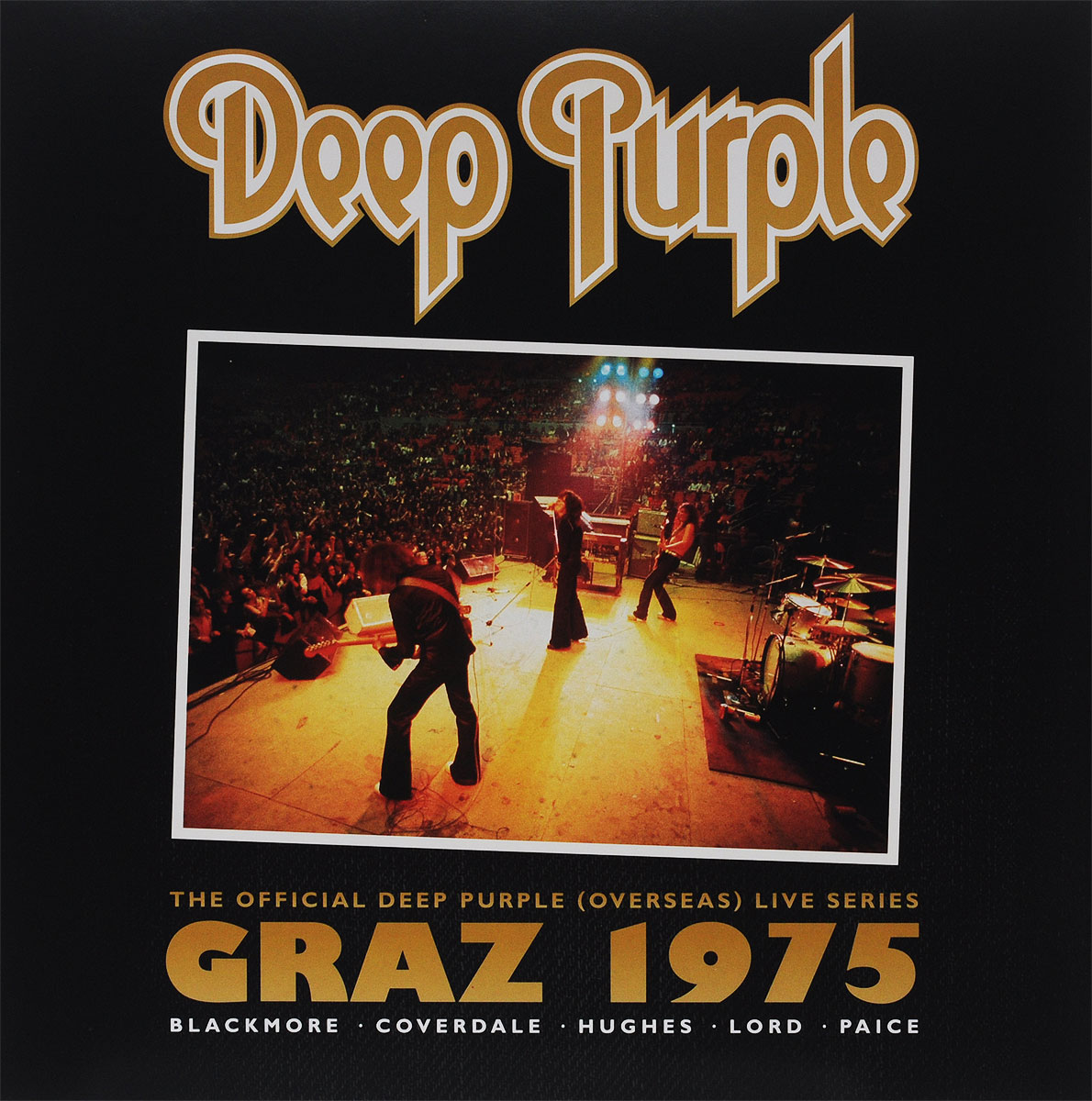Deep Purple Deep Purple. Graz 1975 (2 LP)