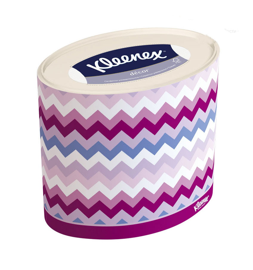 Kleenex Бумажные салфетки