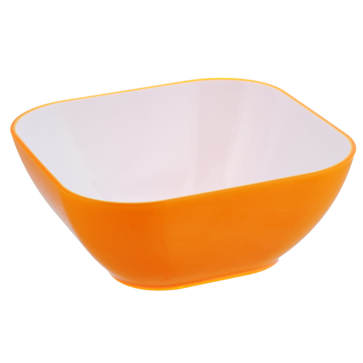 Салатник Bradex, цвет: оранжевый, 3,9 лTK 0130Салатник Bradex выполнен из цветного пищевого пластика, устойчивого к действию уксуса, спирта и масел. Салатник прочный и стойкий к царапинам. Благодаря высококачественным материалам он не впитывает запахи и не изменяет вкусовые качества пищи. Идеально подходит как для домашнего использования, так и для пикников.Яркий салатник создаст веселое летнее настроение за вашим столом, будь то домашний обед или завтрак на природе. Салатник настолько легок в уходе, что не отнимет у вас ни секунды лишнего времени, отведенного на послеобеденный отдых. Стильный и функциональный дизайн, легко моется.Объем: 3,9 л.