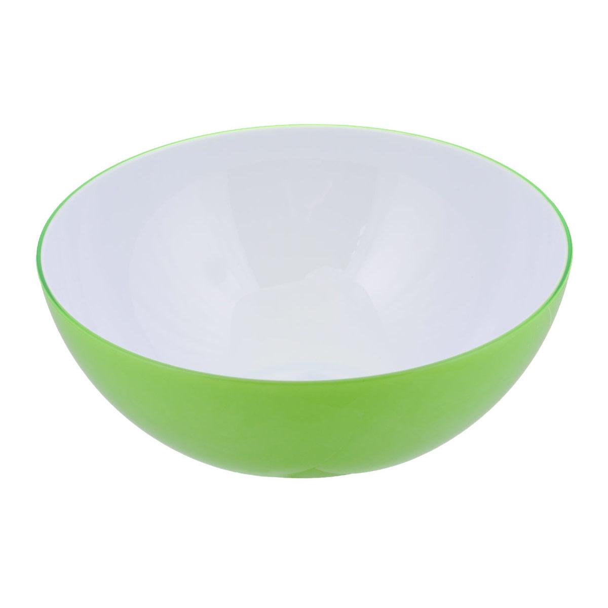 Пиала Bradex, цвет: зеленый, 1,5 лTK 0134Пиала Bradex выполнена из цветного пищевого пластика, устойчивого к действию уксуса, спирта и масел. Пиала прочная и стойкая к царапинам. Благодаря высококачественным материалам она не впитывает запахи и не изменяет вкусовые качества пищи. Идеально подходит как для домашнего использования, так и для пикников. Яркий салатник создаст веселое летнее настроение за вашим столом, будь то домашний обед или завтрак на природе. Пиала настолько легка в уходе, что не отнимет у вас ни секунды лишнего времени, отведенного на послеобеденный отдых.Стильный и функциональный дизайн, легко моется. Объем: 1,5 л. Диаметр по верхнему краю: 20 см. Высота: 7,5 см.
