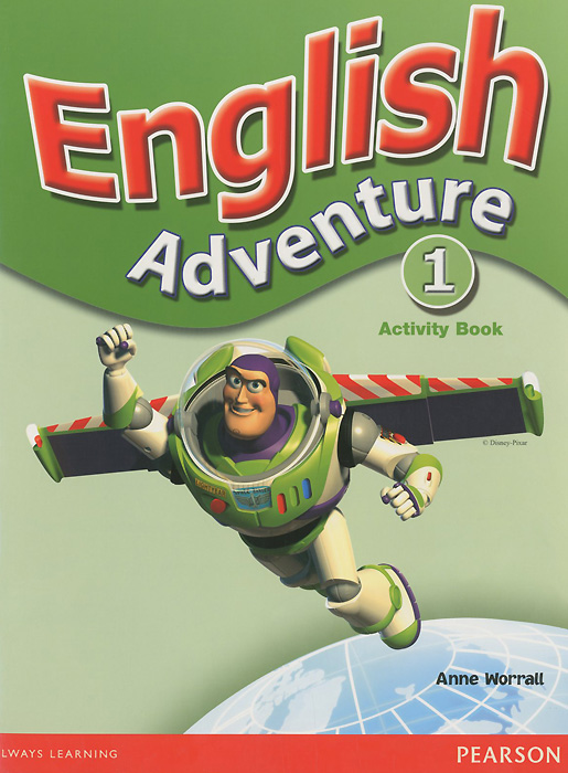 English Adventure 1: Activity Book