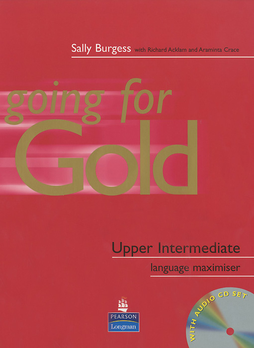 Going for Gold: Upper-Intermediate: Language Maximiser (+ CD) advanced expert coursebook 4 cd