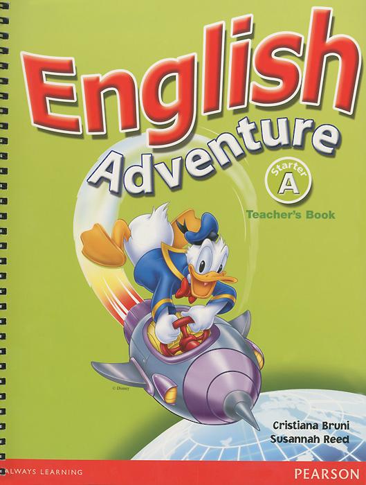 English Adventure: Starter A: Teacher's Book english adventure level 3 pupil s book reader