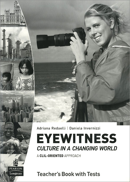 Eye Witness: Culture in a Changing World: Teacher's book with Tests (+ CD) samsung vcc 4140v38