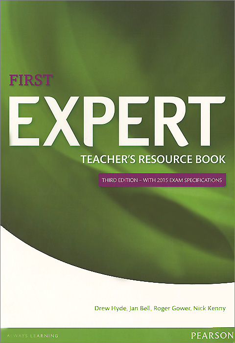 First Expert: Teacher's Resource Book skiip603gb123ct module
