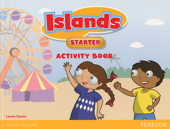Islands: Starter: Activity Book: Access Code christmas colouring and activity book