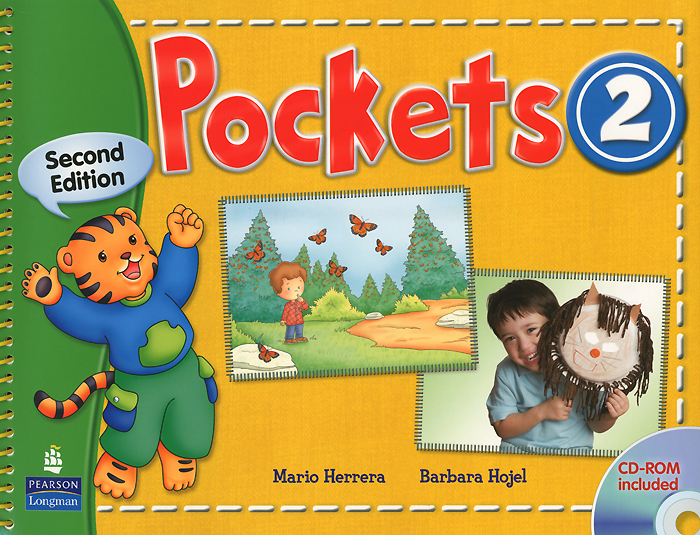 Pockets 2 (+ CD-ROM) little books black ant sb with cd rom