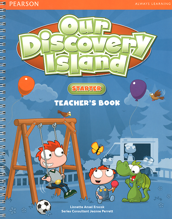 Our Discovery Island: Starter: Teacher's Book: Access Code our discovery island 4 audio cd 3 лцн