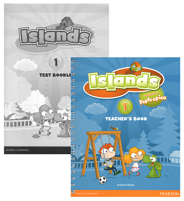 Islands 1: Teacher's Book: Access Code (+ Booklet)