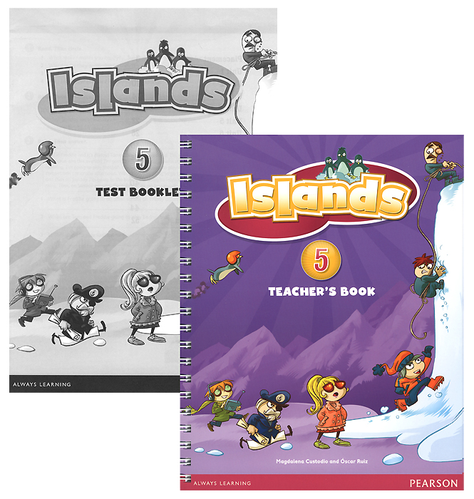 Islands 5: Teacher's Book: Access Code (+ Booklet)